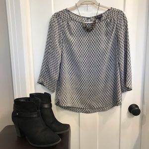 EUC THE LIMITED blouse